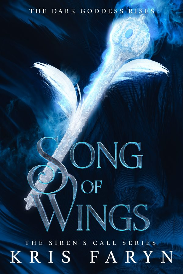 Song of Wings YA Dark Fantasy